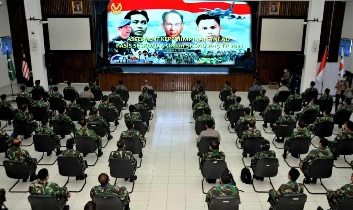177 Perwira Siswa Kembangkan Potensi Kepemimpinan