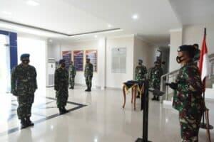 Letkol Pnb Adhi Safarul Akbar Resmi Jabat Kadisops Lanud Rsn
