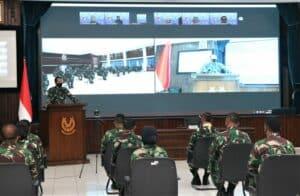 Danseskoau : Senat Menjadi Representasi Perwira Siswa