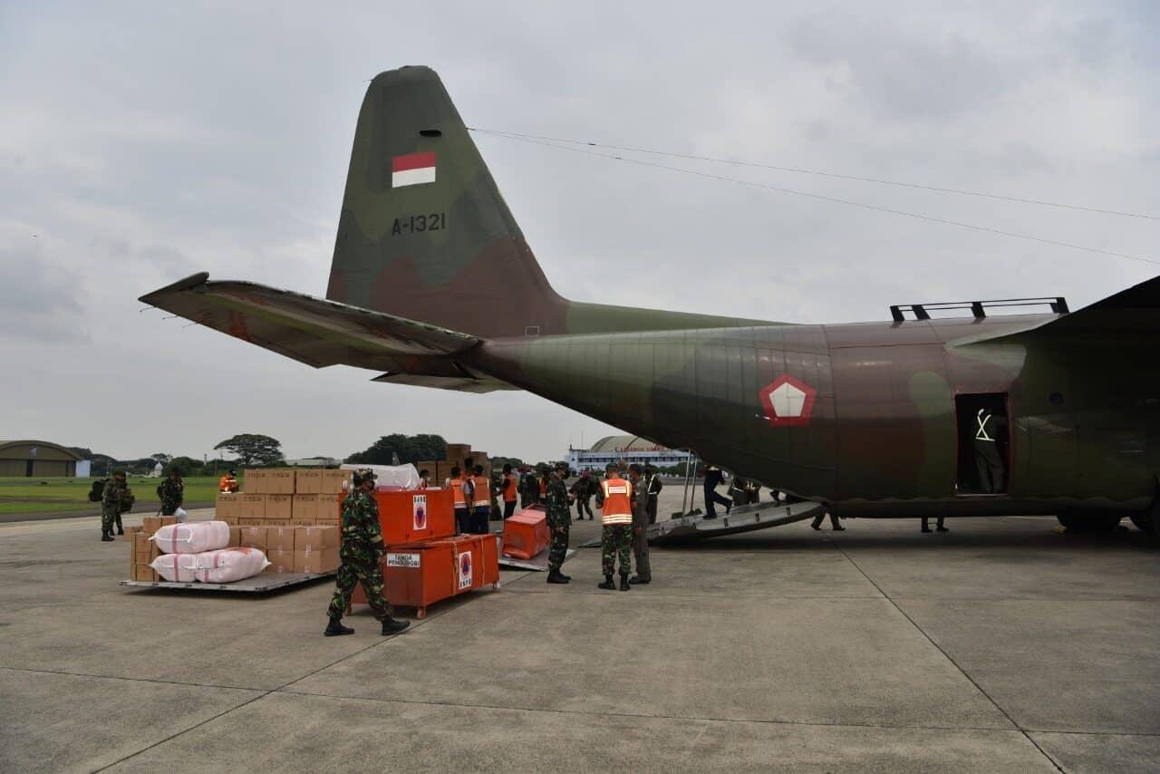 Bantu Penanganan Gempa Sulawesi Barat, Lanud Halim Siapkan Posko dan Pesawatnya