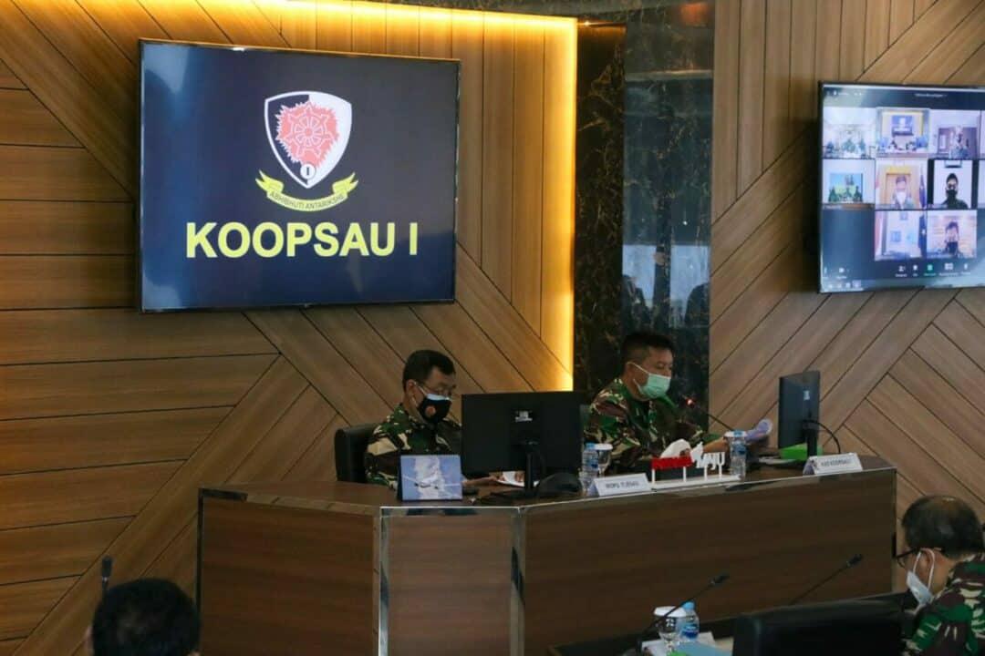 Taklimat Awal Wasrikkap Itjenau di Koopsau I untuk mewujudkan Penilaian WTP