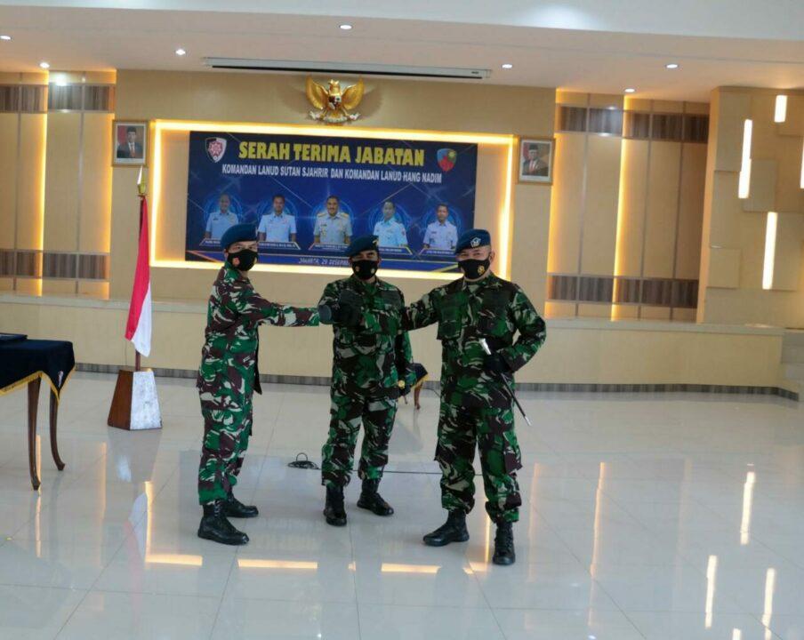 Kolonel PNB M.R.Y Fahlefie., S. Sos., Psc., Jabat Danlanud Sutan Sjahrir Yang Baru