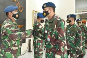 Kolonel Pnb Sukarno Jabat Kadisops Lanud Adisutjipto.