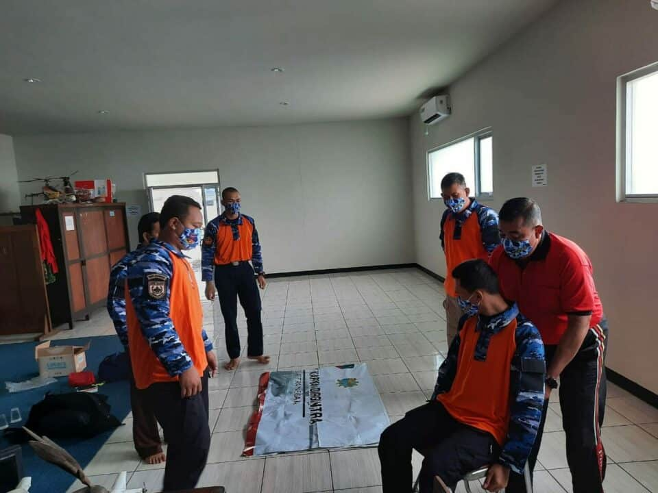 Tingkatkan Kompetensi , Dirgantara Rescue Gelar Latihan