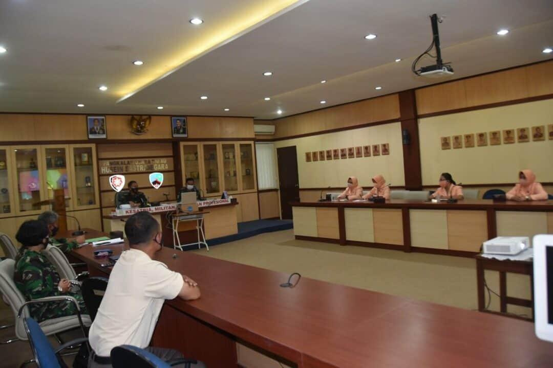 Rakor PPDB SMA Pradita Dirgantara T.A 2021/2022