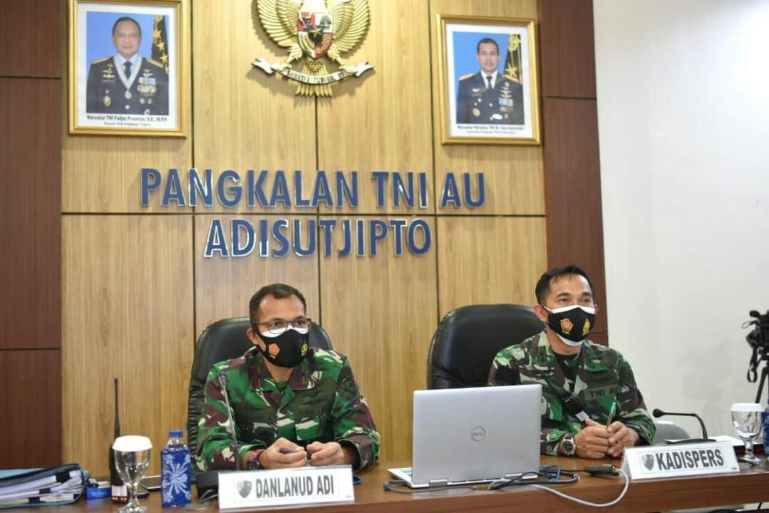 Lanud Adisutjipto ikuti rapat pengarahan PPDB SMA Pradita Dirgantara