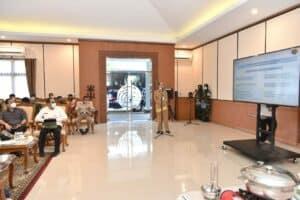 Kunjungan Kerja Menteri Kelautan dan Perikanan RI di Provinsi DIY
