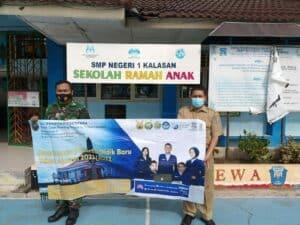 Lanud Adisutjipto Gelar Sosialisasi ke Sekolah Unggulan di Yogyakarta
