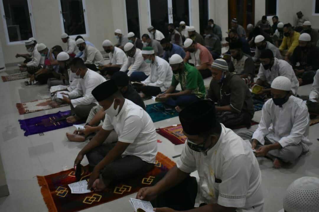 Paskhas Makasar Gelar Doa Bersama Untuk Sulbar Dan Indonesia