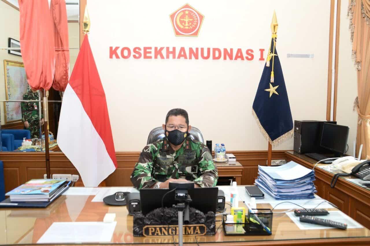 Rapim TNI AU 2021, Kasau : SDM Berkualitas, Atasi Worst Case Scenario