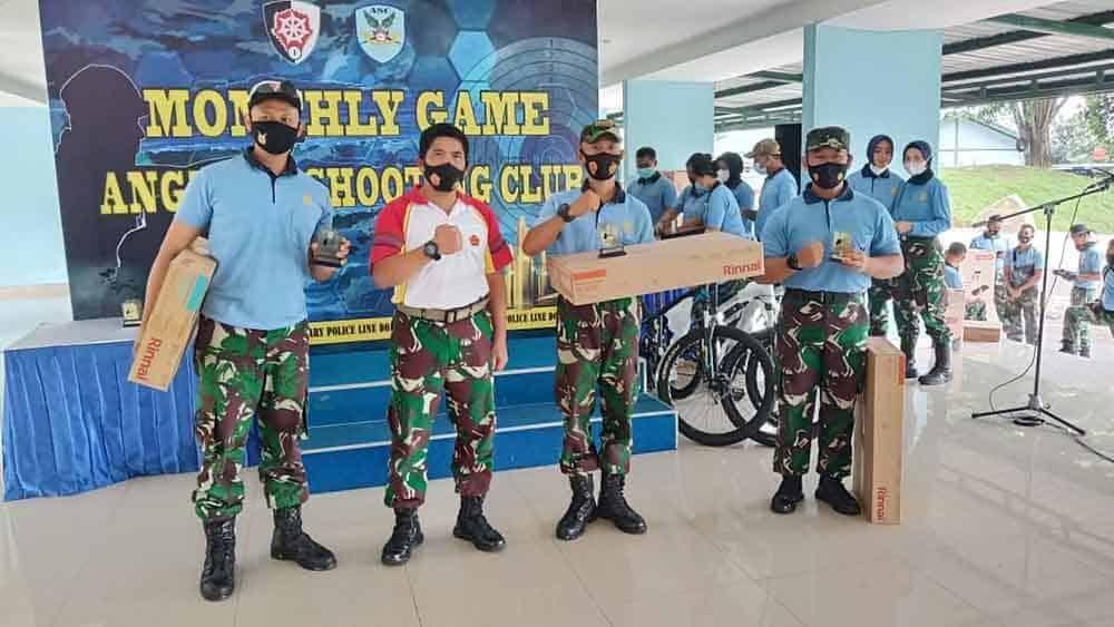 Aksi Heroik Prajurit Batalyon Komando 461 Paskhas Gagalkan Percobaan Bunuh Diri di Wisma Atlet Pademangan