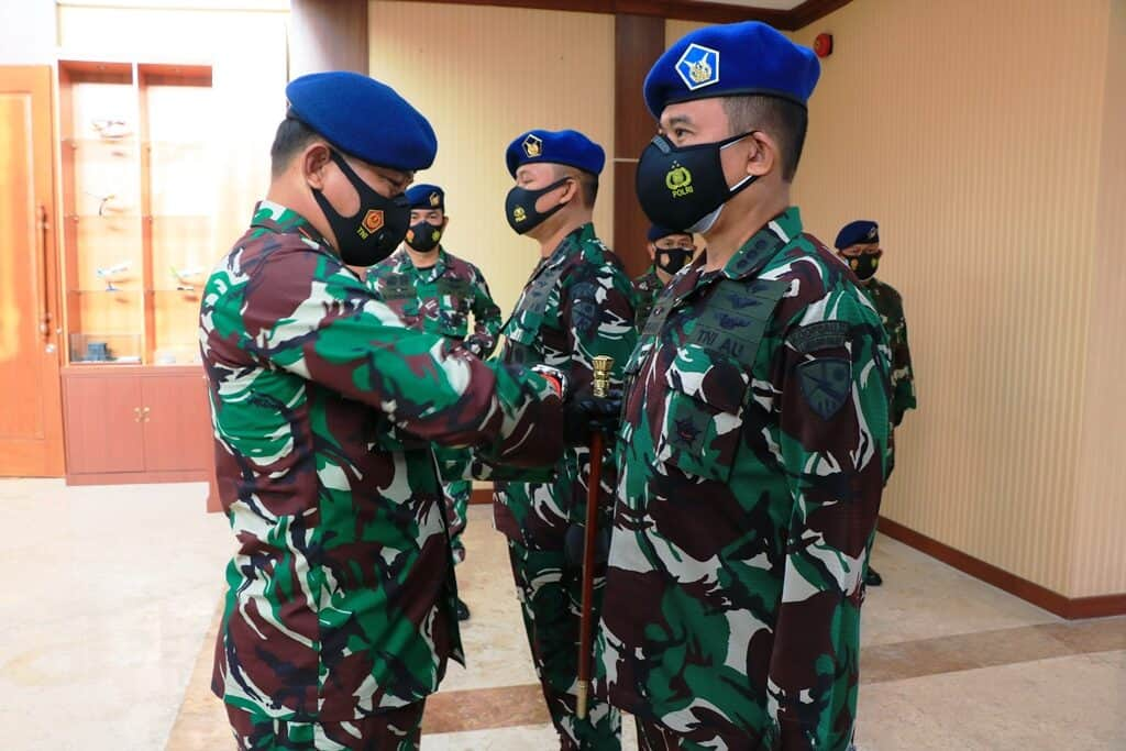 Kolonel Pnb Subhan Jabat Kadisops Lanud Abdulrachman Saleh