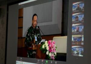 Danyonko 462 Paskhas Ikuti Vicon Rapim TNI AU Tahun 2021