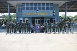 Dua Penerbang Skadron Udara 12 Sukses Terbang Solo