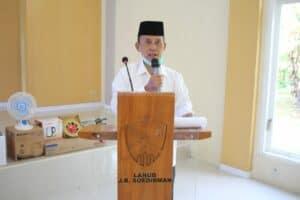 RAT Primkopau Lanud J.B. Soedirman Tutup Buku Tahun 2020