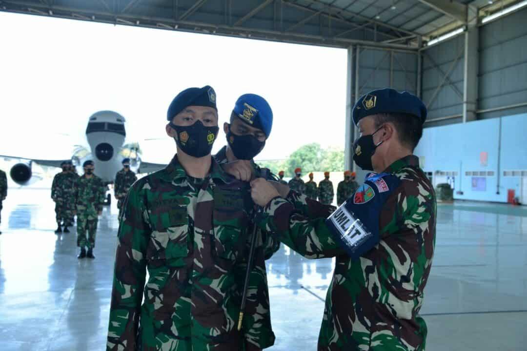 Lanud Sultan Hasanuddin Gelar Latihan Sriti Gesit TA.2021