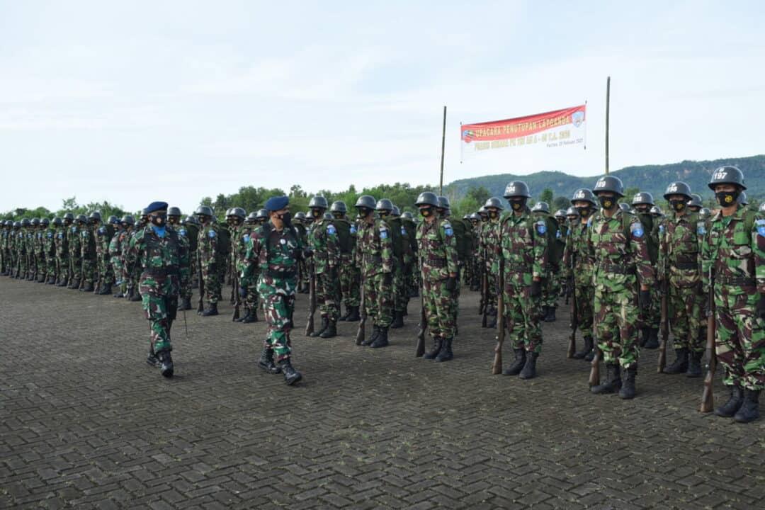 Prasis Semaba PK TNI AU Angkatan Ke-46 Selesai Laksanakan Latganda