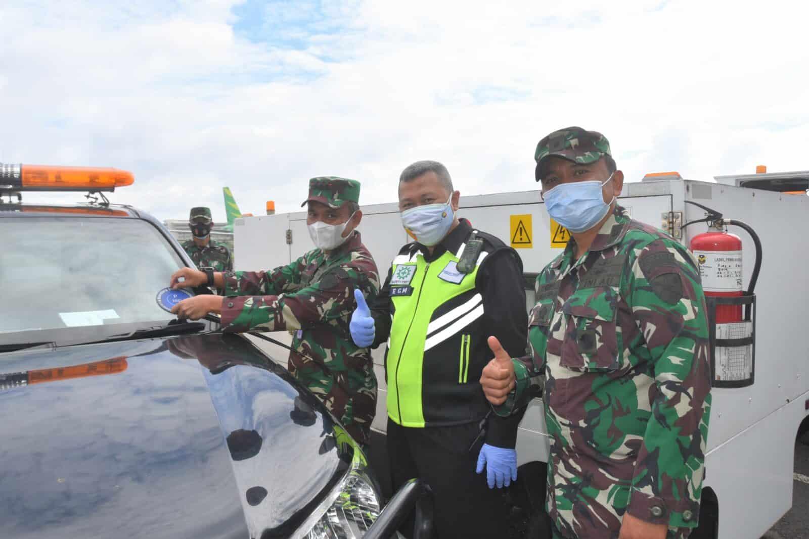 Lanud Husein Sastranegara dukung Safety Campaign