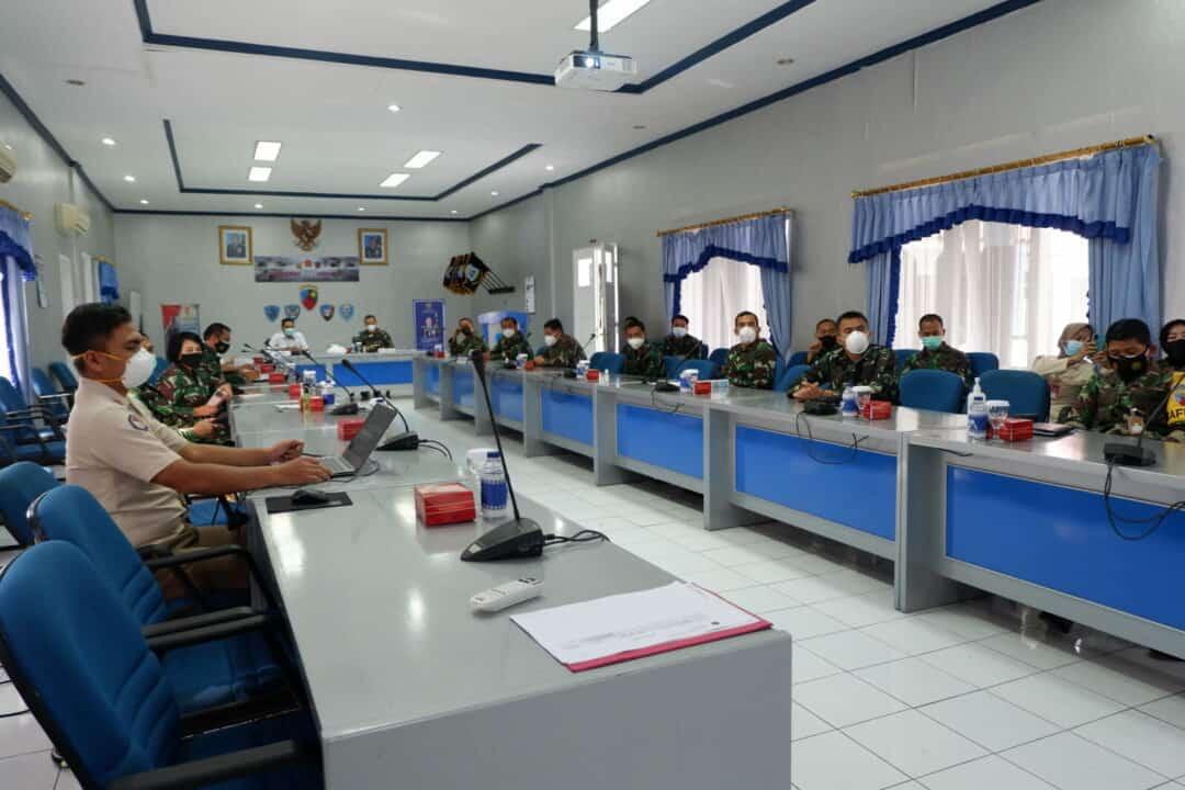 Pemeriksaan BPK RI di Lanud Sulaiman