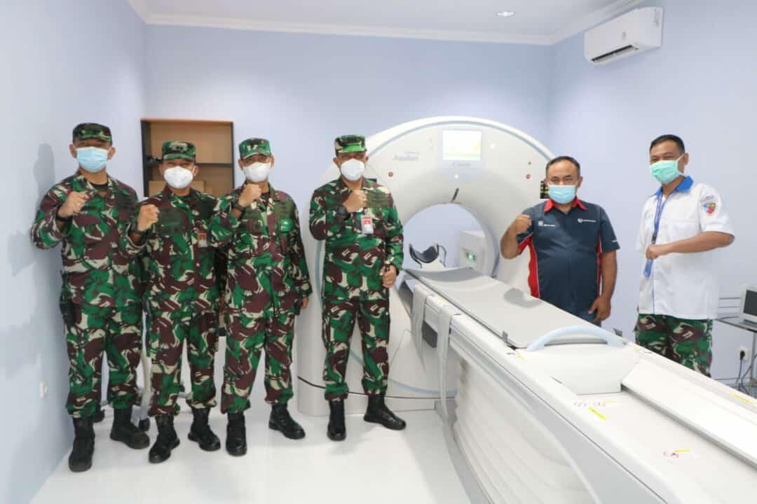 RSAU dr. Siswanto Lanud Adi Soemarmo Miliki CT Scan