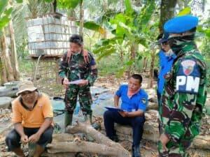 Surat Peringatan Keras Kepada Warga Pemilik Peternakan Di Wilayah KKOP Hang Nadim.