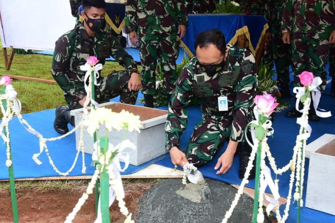 TNI AU Bangun Rumah Sakit Khusus Infeksi