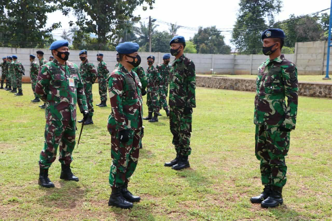 Kolonel Tek Videon Nugroho Buka Tiga Pendidikan Kursus Teknik Umum di Skadik 304 Wingdiktek