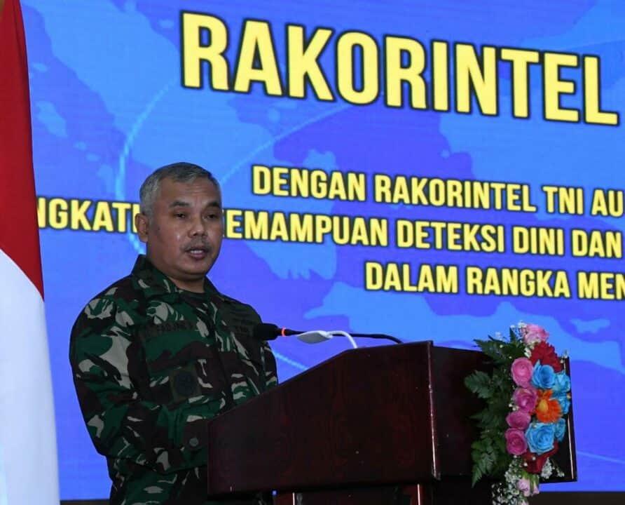 RAKOR INTEL TNI AU T.A. 2021