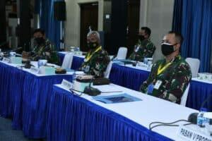 Rakorintel TNI AU Tahun 2021, Asintel: Waspada Terhadap Bentuk Ancaman Jaringan Asing
