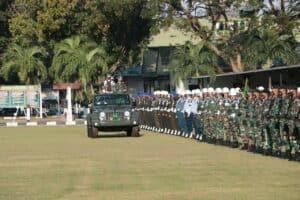 Operasi Gaktib Yustisi TA 2021 Provinsi Aceh di Gelar