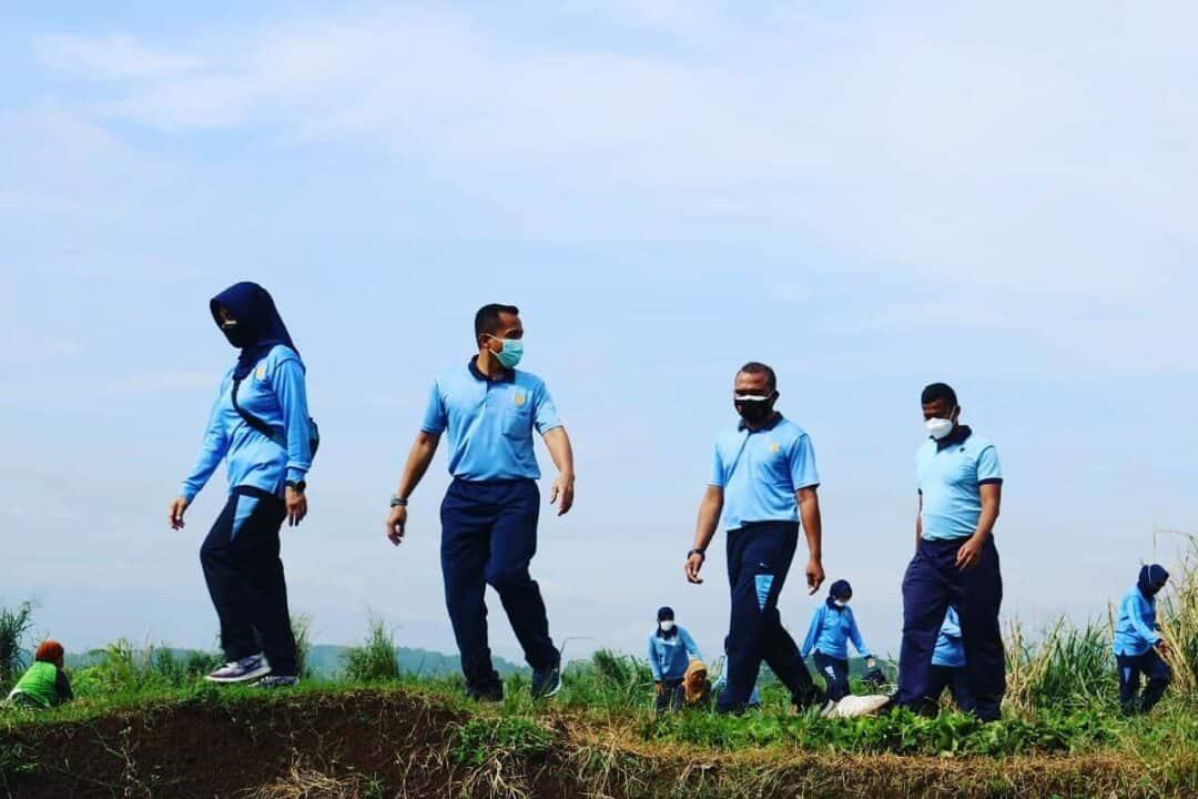 Jalan Sehat, Stamina Terjaga Di Tengah Pandemi Covid-19