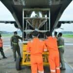 Hari Ke-6 MTC, TNI AU dan BPPT Semai 22 Ton NaCl.
