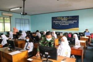 12 Siswa SMP Ikuti Seleksi PPDB SMA Pradita Dirgantara
