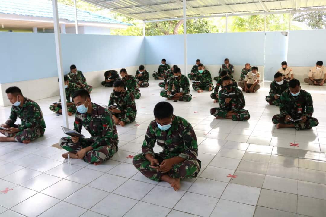 Yasinan Dan Doa Bersama Di Kosekhanudnas II