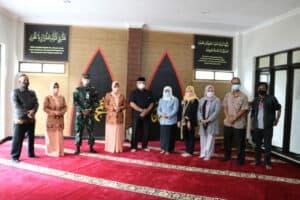 Persemian Mushola Al-Firdaus SD Angkasa 3 Lanud Husein S.