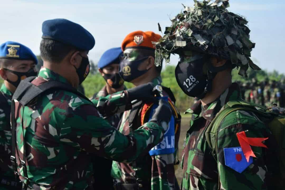 Latganda Semata PK TNI AU Angkatan Ke-79 Di Pacitan di Tutup