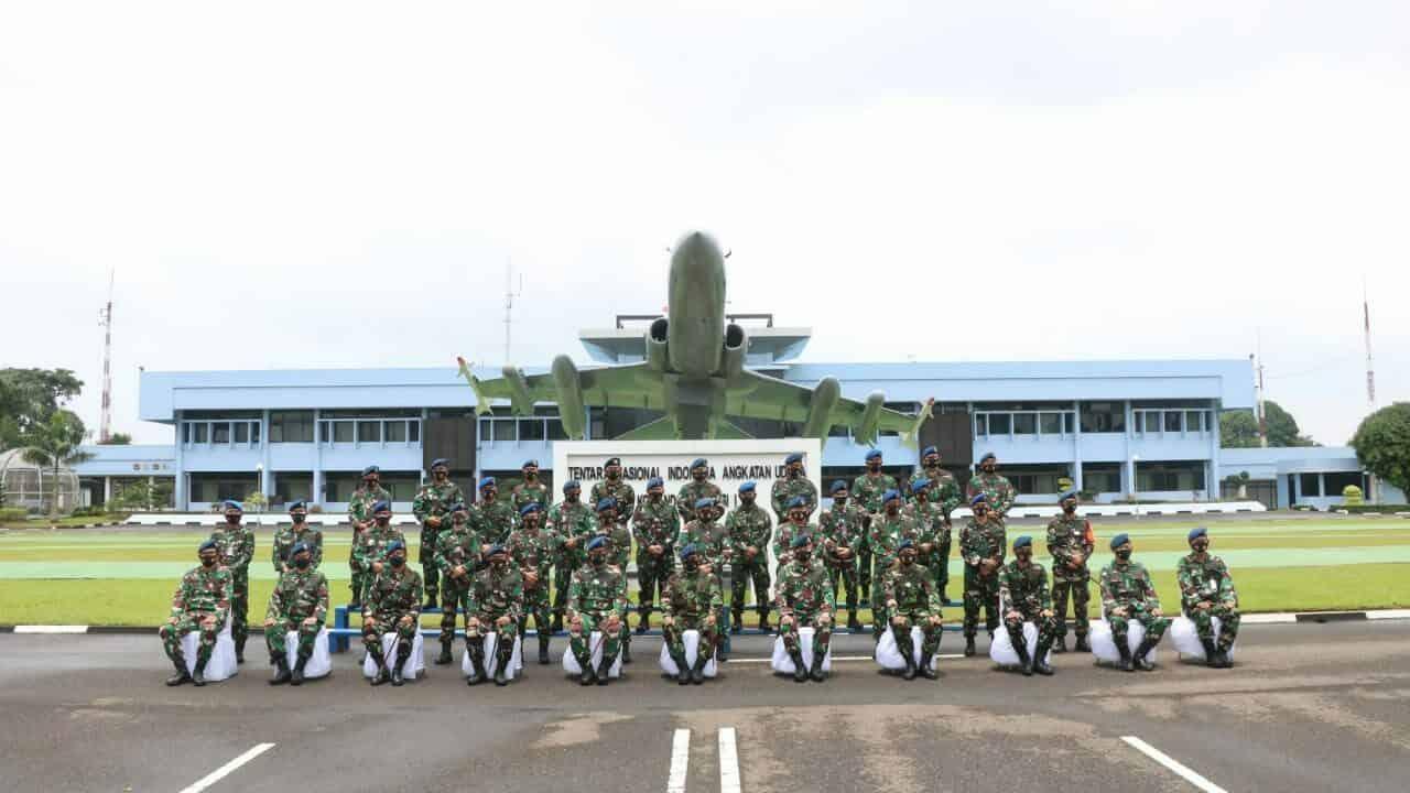 Rakor Koopsau I TA 2021 : Keberhasilan Tugas Harus Didukung Kesiapan Operasi Satuan Dan Personel Yang Prima.