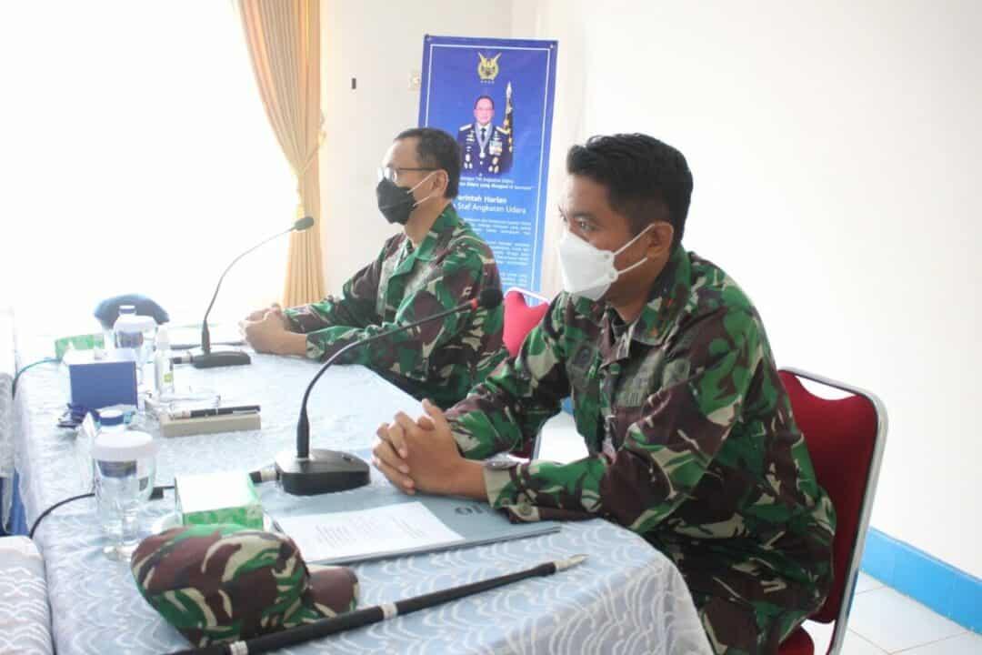 Wasrikkap Itkoopsau I di Lanud J.B. Soedirman