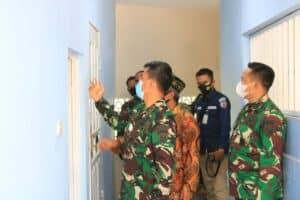 Karya Bakti TNI AU Peduli di Desa Semanding Gombong