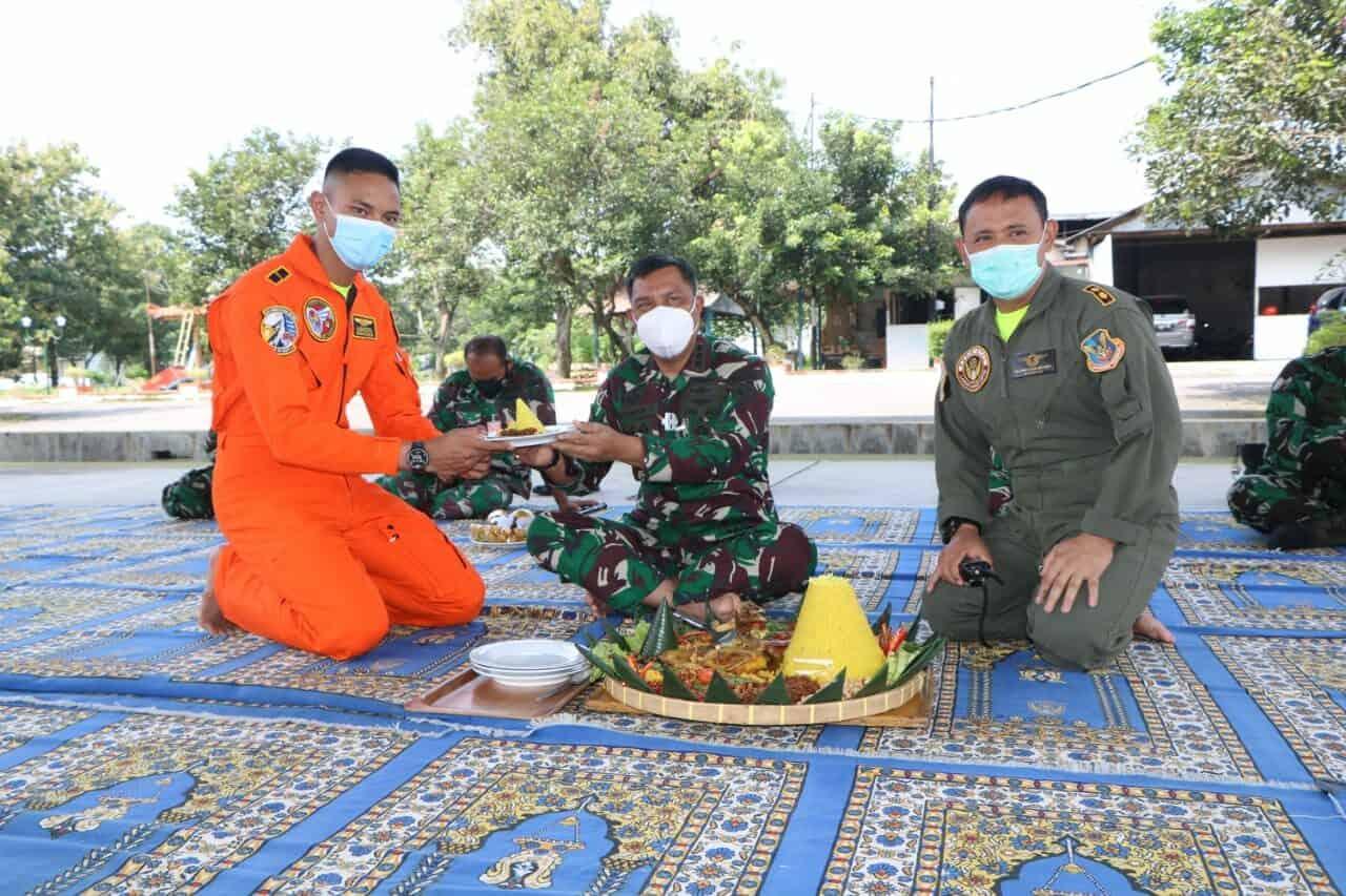 Pembukaan BinaTerbang Latih Dasar Siswa Sekbang TNI AU A-99 dan Sekbang TNI A-7