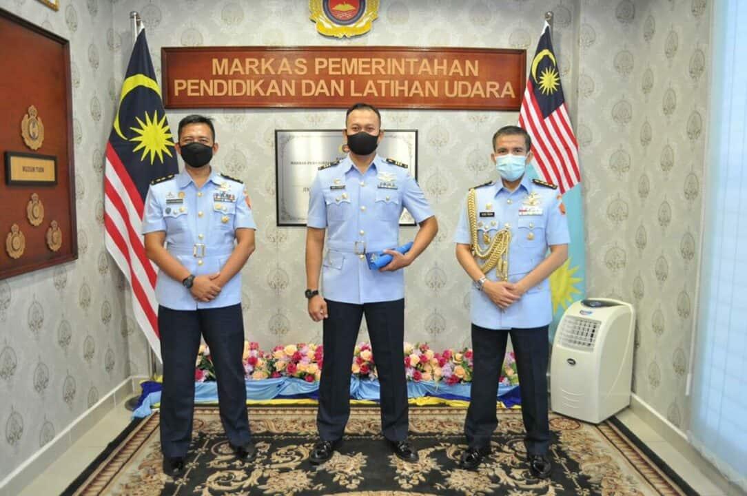 Penerbang TNI AU Lulus Pendidikan Instruktur Peberbang RMAF