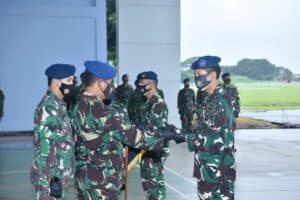 Danlanud Halim Pimpin Sertijab Dua Jabatan