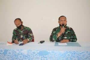 Lanud J.B. Soedirman Adakan Komsos