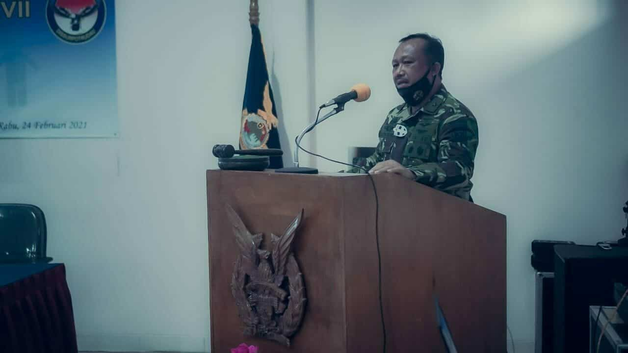 Primer Koperasi TNI AU Dissurpotrudau Laksanakan RAT ke XXXVII Tahun Buku 2020