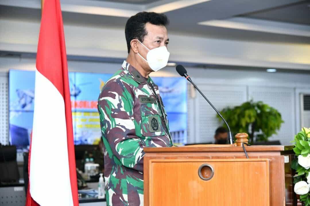 Rakorslog TNI AU 2021, Aslog Kasau: Laksanakan Pengawasan Berlapis Dalam Pelaksanaan Pemeliharaan