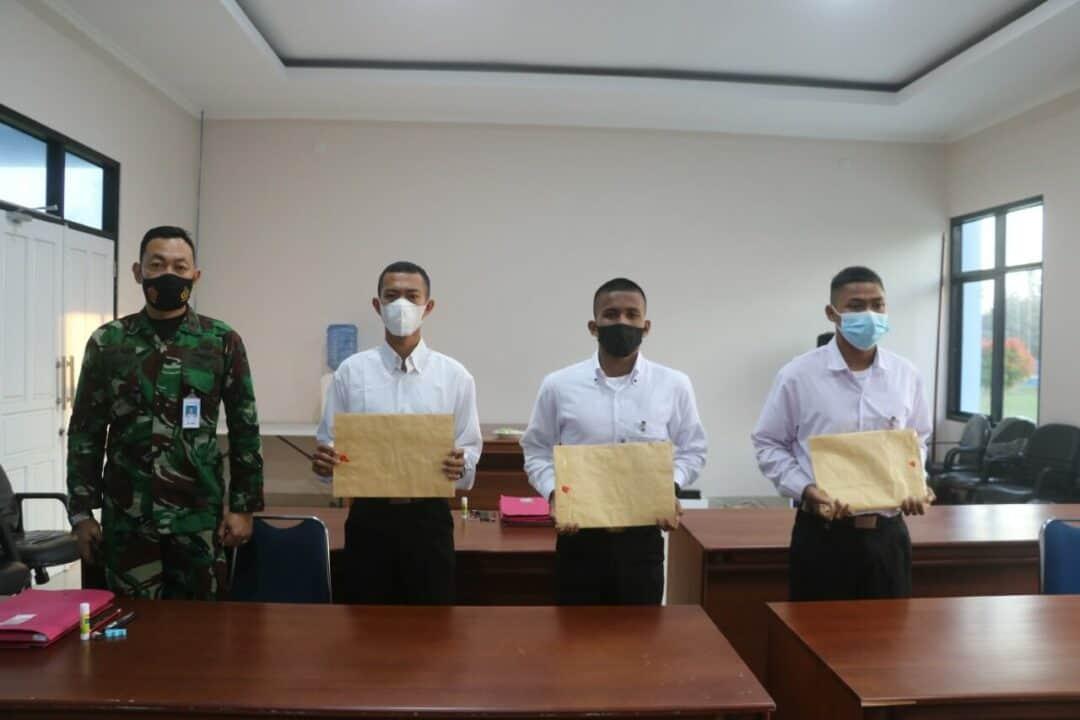 Panda Lanud RSA Gelar Tes Psikologi Casis Tamtama PK TNI AU Gel. II Tahun 2021