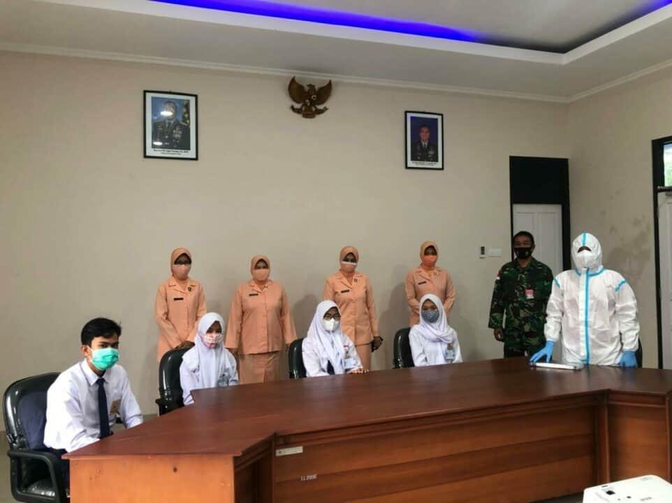 Casis Panda Lanaud RSA SMA Pradita Dirgantara TA 2021/2022 Seleksi Tes Akademik