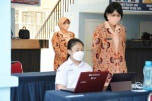 Antusiasme meningkat, Lanud Soewondo Selenggarakan PPDB SMA Pradita Dirgantara di Dua Tempat