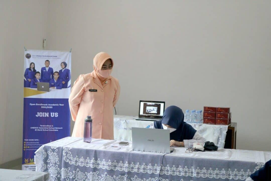 Seleksi Calon Siswa SMA Pradita Dirgantara Di Lanud Wiriadinata