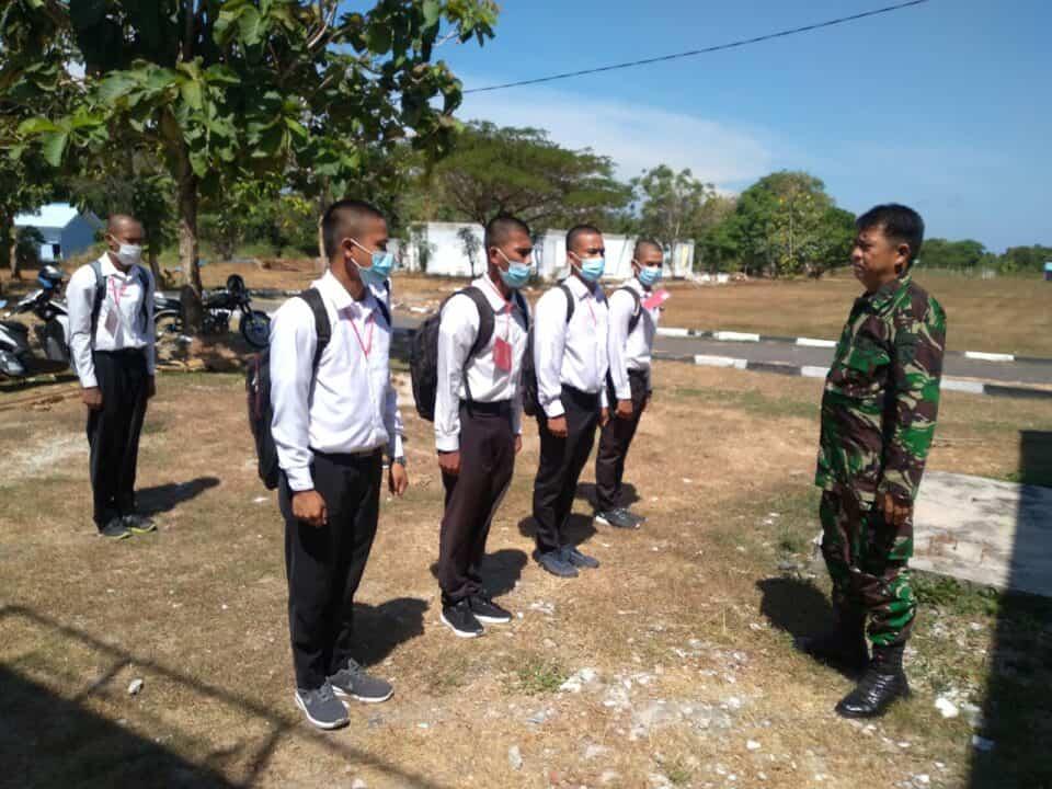 Panda Lanud Mus, Berangkatkan Enam CASIS Bersaing Tingkat Pusat